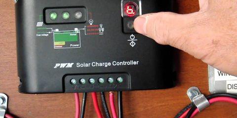 Solar Panel Controller