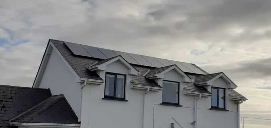 Solar PV & Battery System in Nurney, Co. Carlow
