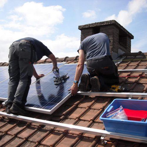 Solar Home Install